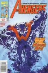 Avengers (1998-2004) #3 Variant A: Newsstand Edition