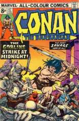 Conan the Barbarian (1970-1993) #47 Variant B: UK Edition