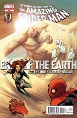 Amazing Spider-Man (1999-2014) #684 Variant A