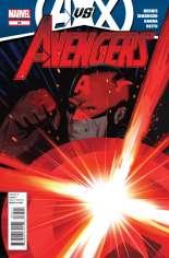 Avengers (2010-2012) #25 Variant A