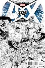 Avengers vs. X-Men (2012) #2 Variant G: 1:200 Variant