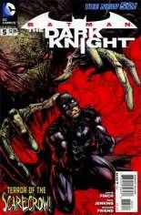 Batman: The Dark Knight (2011-2014) #5 Variant C: 2nd Printing