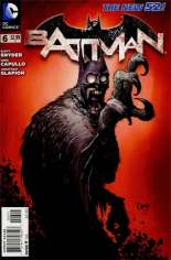 Batman (2011-2016) #6 Variant F: 2nd Printing