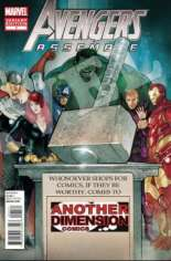 Avengers Assemble (2012-2014) #1 Variant HA: Another Dimension Comics Hammer Time Exclusive