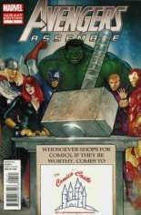 Avengers Assemble (2012-2014) #1 Variant HE: Comics' Castle Hammer Time Exclusive