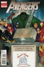 Avengers Assemble (2012-2014) #1 Variant HE: Comics' Castle Hammer Time Exclusive