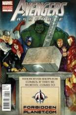 Avengers Assemble (2012-2014) #1 Variant HG: Forbidden Planet Hammer Time Exclusive