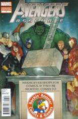 Avengers Assemble (2012-2014) #1 Variant HM: Rockin' Rooster Comics & Games Hammer Time Exclusive