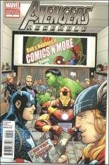 Avengers Assemble (2012-2014) #1 Variant GA: Bob's Hobbies II Exclusive