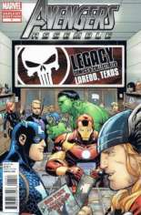 Avengers Assemble (2012-2014) #1 Variant GD: Legacy Comics & Collectibles Exclusive