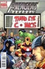 Avengers Assemble (2012-2014) #1 Variant GG: Third Eye Comics Exclusive