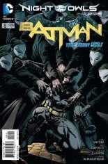 Batman (2011-2016) #8 Variant C: Incentive Cover
