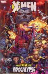 X-Men: Age of Apocalypse Omnibus #HC Variant A