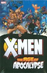 X-Men: Age of Apocalypse Omnibus #HC Variant B