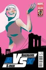 AvX: VS (2012) #1 Variant C: Spider-Man Cover