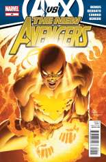 New Avengers (2010-2013) #25 Variant A