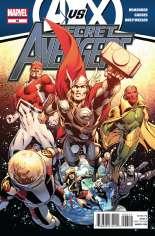 Secret Avengers (2010-2013) #26 Variant A