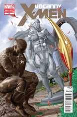 Uncanny X-Men (2011-2012) #11 Variant B: 1:10 Avengers Art Appreciation Cover