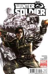 Winter Soldier (2012-2013) #1 Variant E: 2nd Printing
