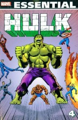 Essential Hulk (2002-Present) #TP Vol 4 Variant B