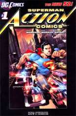 Action Comics (2011-2016) #1 Variant I: RRP Exclusive