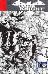 Batman: The Dark Knight (2011-2014) #8 Variant B: 1:10 Sketch Cover
