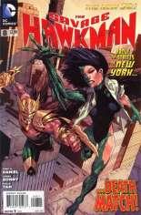 Savage Hawkman (2011-2013) #8