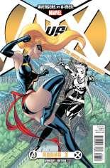 Avengers vs. X-Men (2012) #3 Variant B: Team Avengers Variant