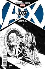 Avengers vs. X-Men (2012) #3 Variant F: 1:200 Variant