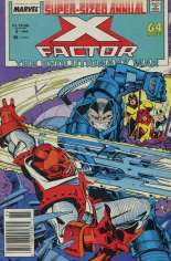 X-Factor (1986-1998) #Annual 3 Variant A: Newsstand Edition