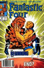 Fantastic Four (1961-1996) #317 Variant A: Newsstand Edition
