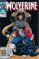 Wolverine (1988-2003) #6 Variant A: Newsstand Edition