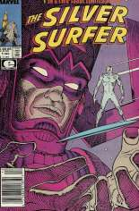 Silver Surfer (1988-1989) #1 Variant A: Newsstand Edition
