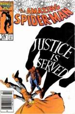 Amazing Spider-Man (1963-1998) #278 Variant A: Newsstand Edition