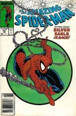 Amazing Spider-Man (1963-1998) #301 Variant A: Newsstand Edition