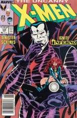 Uncanny X-Men (1963-2011) #239 Variant A: Newsstand Edition