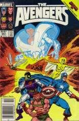 Avengers (1963-1996) #261 Variant A: Newsstand Edition