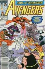 Avengers (1963-1996) #312 Variant A: Newsstand Edition
