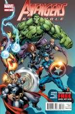 Avengers Assemble (2012-2014) #3 Variant A