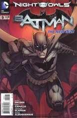 Batman (2011-2016) #9 Variant C: Incentive Cover
