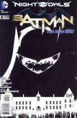 Batman (2011-2016) #9 Variant D: Sketch Cover