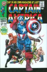 Captain America Omnibus (2011-Present) #HC Vol 1 Variant A