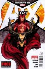 Avengers vs. X-Men (2012) #0 Variant E: 3rd Printing