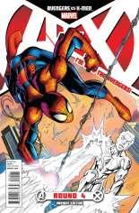 Avengers vs. X-Men (2012) #4 Variant B: Team Avengers Variant