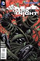 Batman: The Dark Knight (2011-2014) #4 Variant B: 2nd Printing