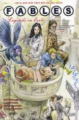 Fables (2002-2015) #TP Vol 1 Variant I: 2nd Edition