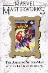 Marvel Masterworks: The Amazing Spider-Man (2003-Present) #TP Vol 7 Variant B: Marble Cover; Marvel Masterworks Library Vol. 44