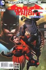 Batman: The Dark Knight (2011-2014) #9 Variant A