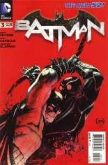 Batman (2011-2016) #3 Variant E: 2nd Printing