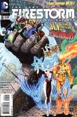 Fury of Firestorm: The Nuclear Men (2011-2013) #9